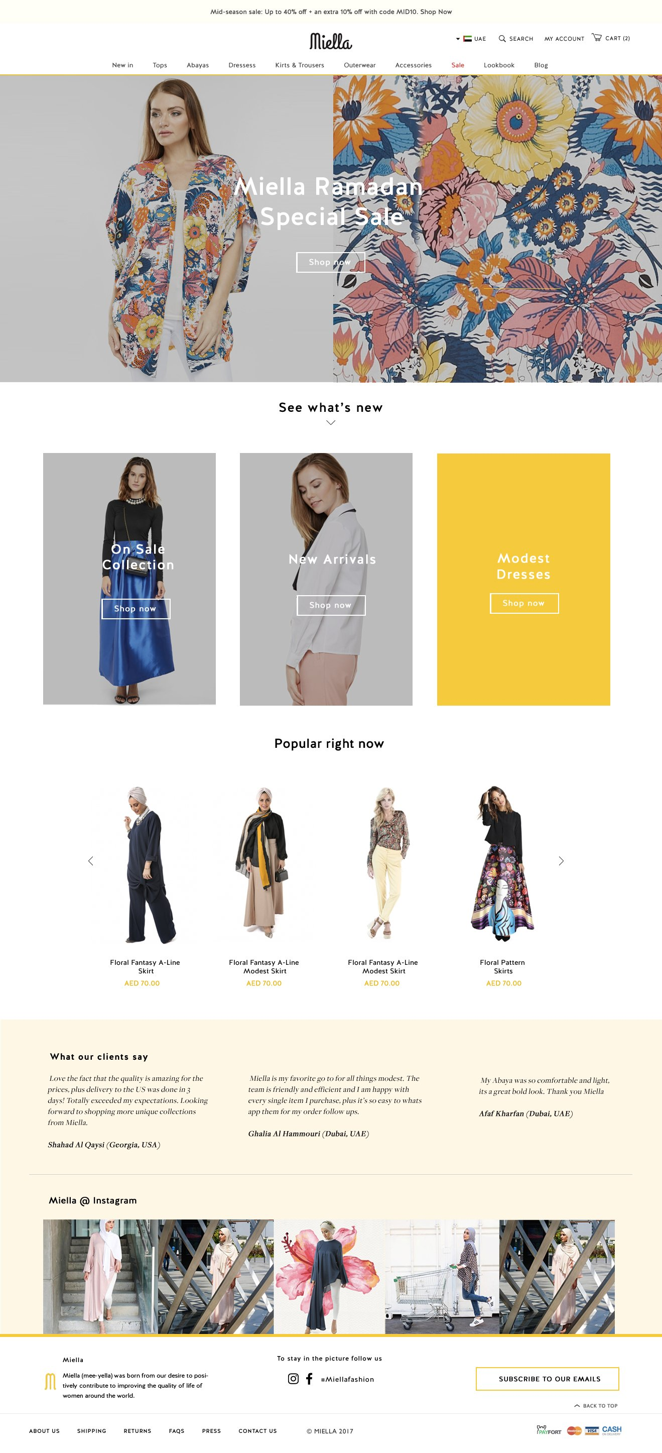 modestwear-ecommerce-website-design