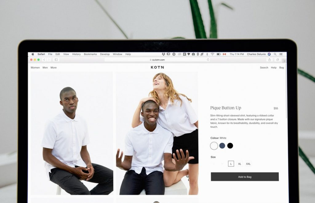 fb3efb116fe As a Fashion Ecommerce Agency, we have designed more than a hundred online fashion  websites. Designing a Fashion website is different from other industries ...