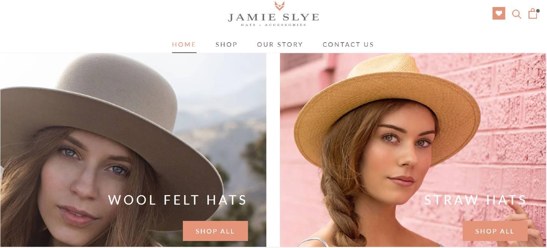 custom classic vintage hats