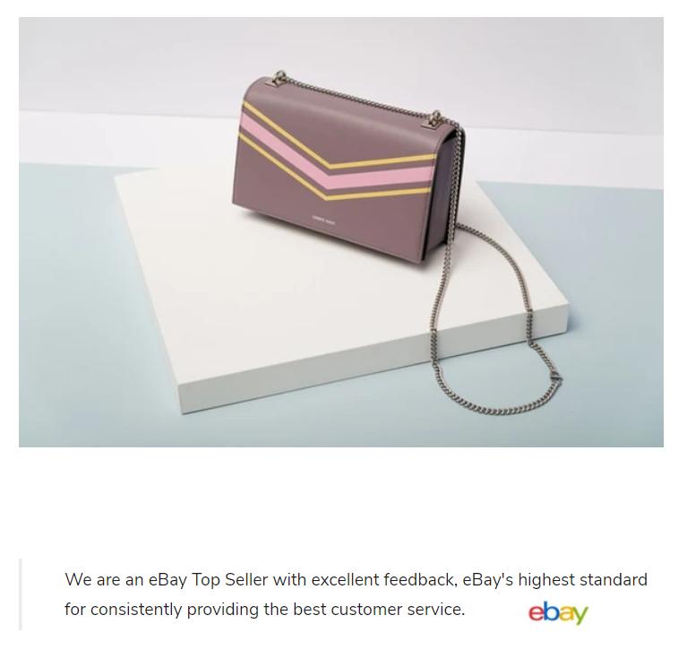 ebay designer handbag