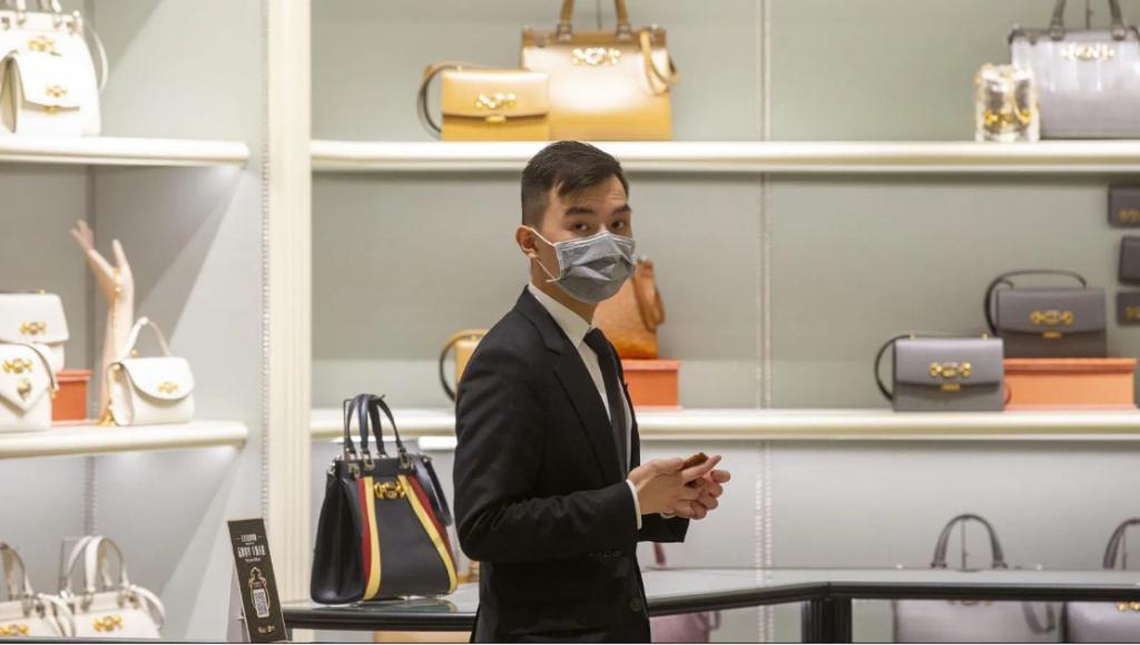 fashion retail ecommerce coronavirus