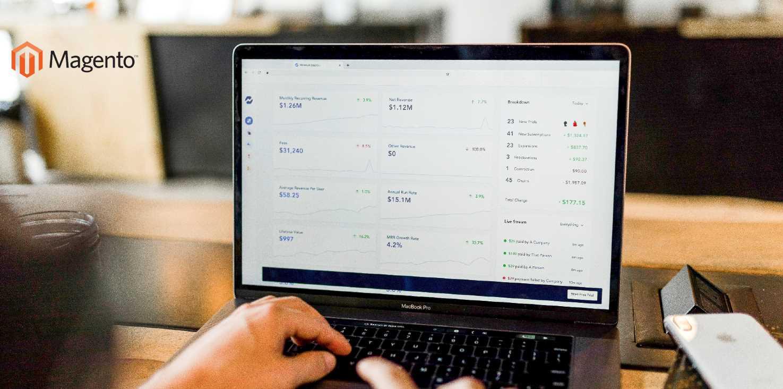 magento retail online development