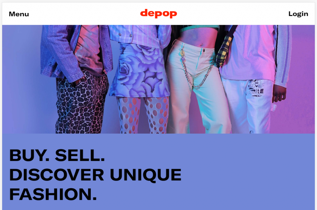 buy sell discover unique fashion